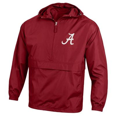 Alabama Champion Unisex Pack And Go Jacket