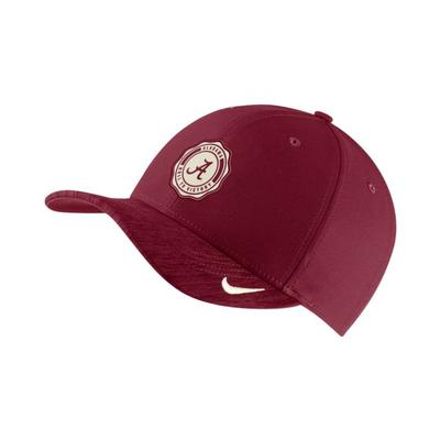 Alabama Nike Sideline Classic99 Adjustable Hat