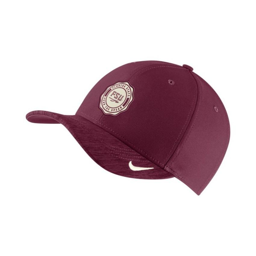 Florida State Nike Sideline Classic99 Adjustable Hat