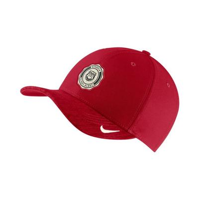 Georgia Nike Sideline Classic99 Adjustable Hat