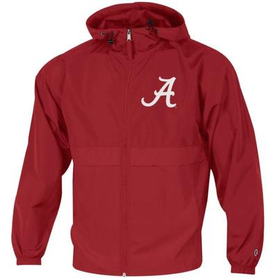 Alabama Champion Full Zip Lightweight Jacket