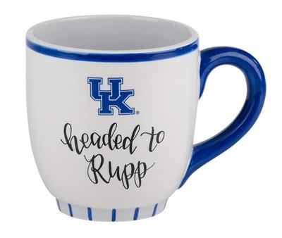 Kentucky Headed To Rupp 16oz Mug