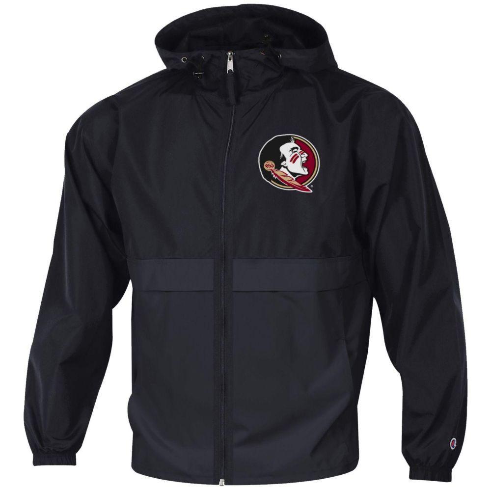 Florida State Champion Full Zip Lightweight Jacket