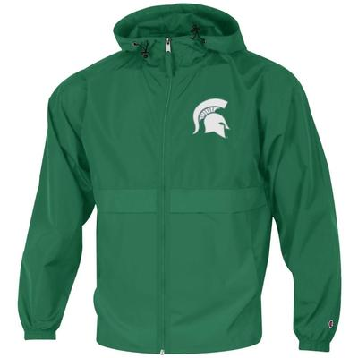 Michigan State Champion Full Zip Lightweight Jacket