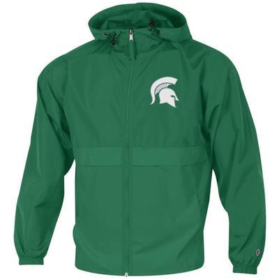 Michigan State Champion Full Zip Lightweight Jacket