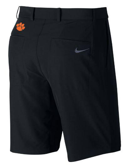 Clemson Nike Golf Hybrid Woven Golf Short