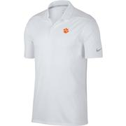 Clemson Nike Golf Dry Victory Solid Polo
