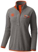 Clemson Columbia Women's Harborside Fleece Pullover