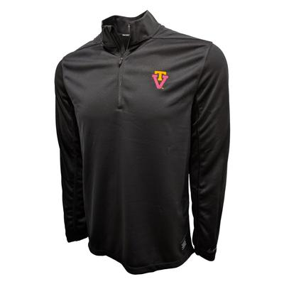 Virginia Tech Nike Golf Vault Logo 1/2 Zip Golf Pullover