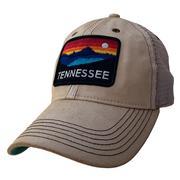 Tennessee Legacy Landscape Adjustable Hat