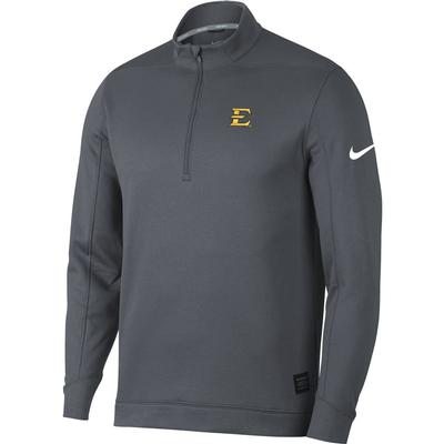 ETSU Nike Golf Therma-FIT 1/4 Zip Top GUNSMOKE