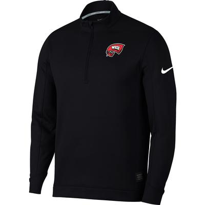 Western Kentucky Nike Golf Therma-FIT 1/4 Zip Top