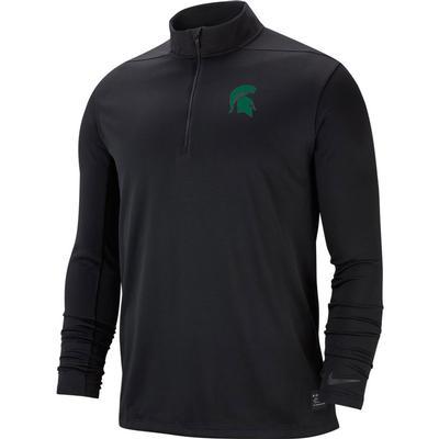 Michigan State Nike Golf 1/2 Zip Golf Pullover