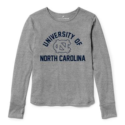 UNC League Women's Unwind Dreamer Long Sleeve Tee