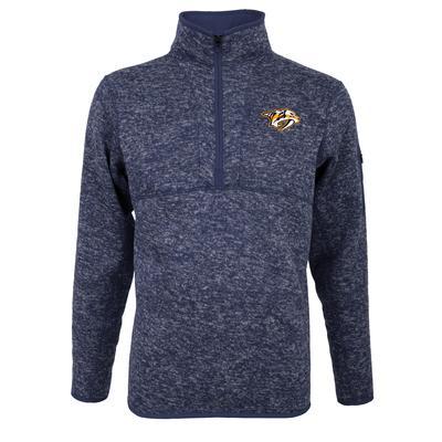 Nashville Predators Antigua Fortune Pullover Jacket