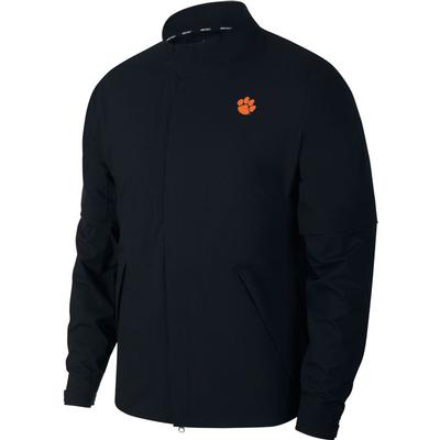 Clemson Nike Golf HyperShield Convertible Jacket BLACK