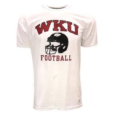 Western Kentucky Russell Football Helmet Tee