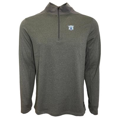 Kentucky Nike Golf Vault Wildcat 1/2 Zip Golf Pullover GUNSMOKE