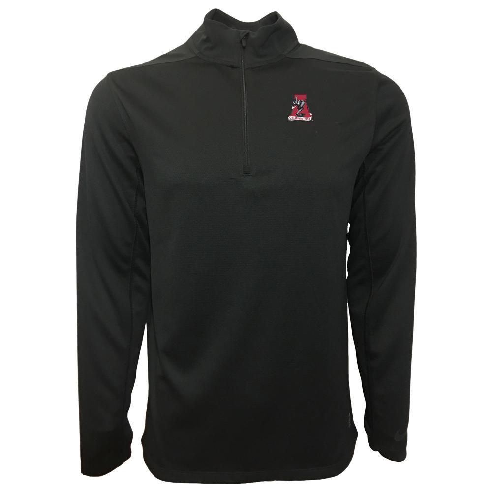 Alabama Nike Golf Vault Logo 1/2 Zip Golf Pullover