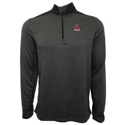 Alabama Nike Golf Vault Logo 1/2 Zip Golf Pullover THUNDER