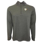 Unc Nike Golf Retro Rameses 1/2 Zip Golf Pullover