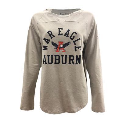 Auburn Under Armour Women's Iconic Twill Crew