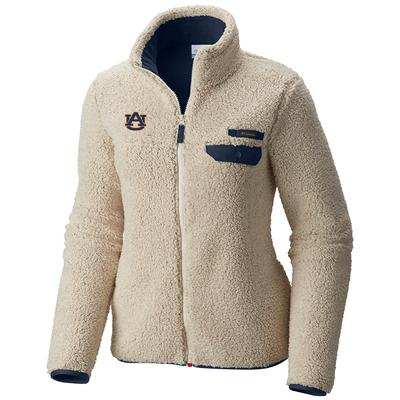 Auburn Columbia Women's Mountainside Heavyweight Fleece