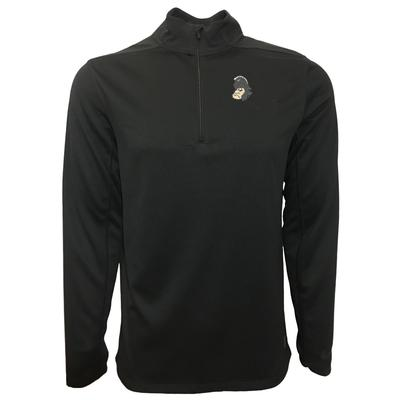 Michigan State Nike Golf Retro Spartan 1/2 Zip Golf Pullover