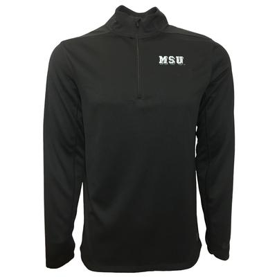 Michigan State Nike Golf Vault MSU 1/2 Zip Golf Pullover