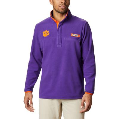 Clemson Columbia Harborside Fleece Pullover