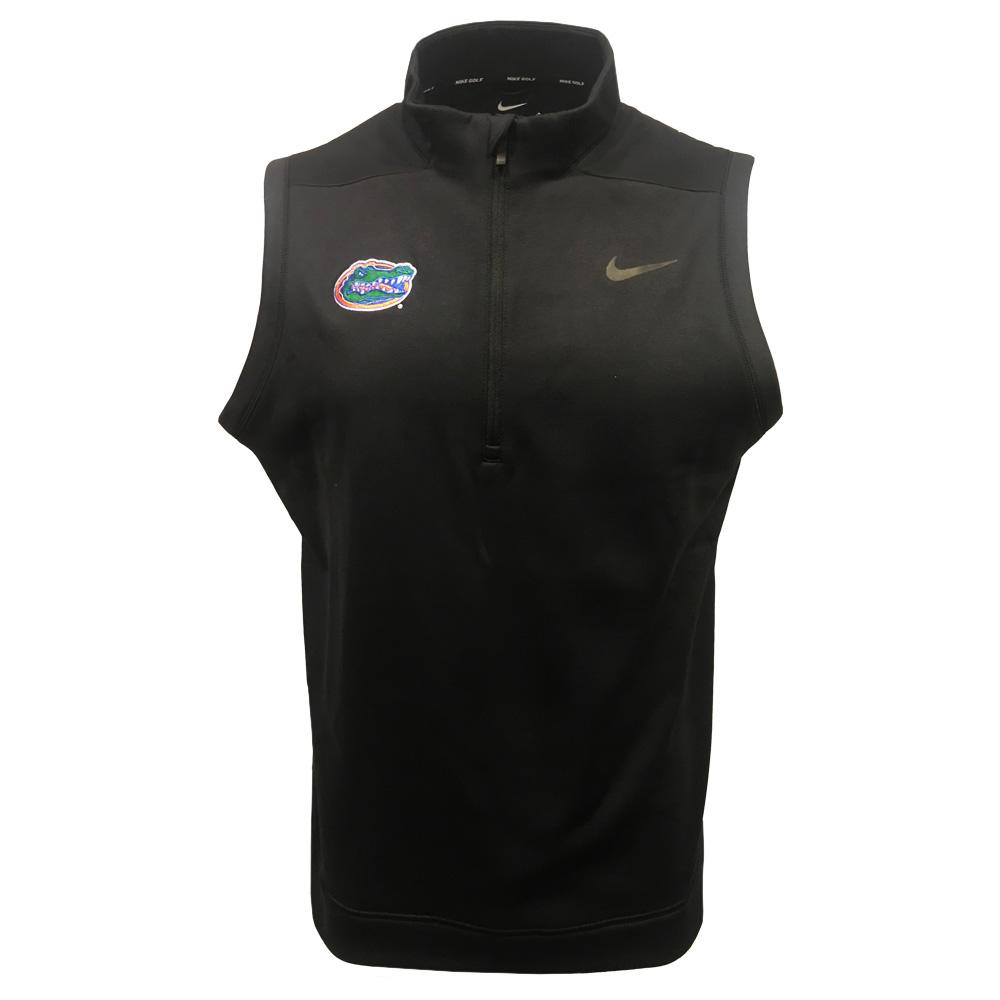 Florida Nike Golf Therma Repel 1/2 Zip Vest