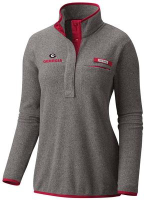 Georgia Columbia Women's Harborside Fleece