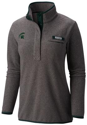 Michigan State Columbia Women's Harborside Fleece