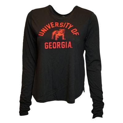 Georgia League Women's Unwind Dreamer Long Sleeve Tee