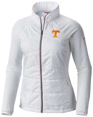 Tennessee Columbia Women's Mach 38 Hybrid Jacket