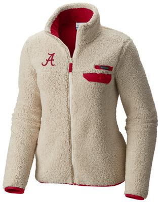 Alabama Columbia Women's Mountain Side Fleece Jacket