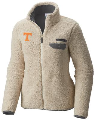 Tennessee Columbia Women's Mountain Side Fleece Jacket
