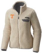 Tennessee Columbia Women's Mountain Side Fleece Jacket