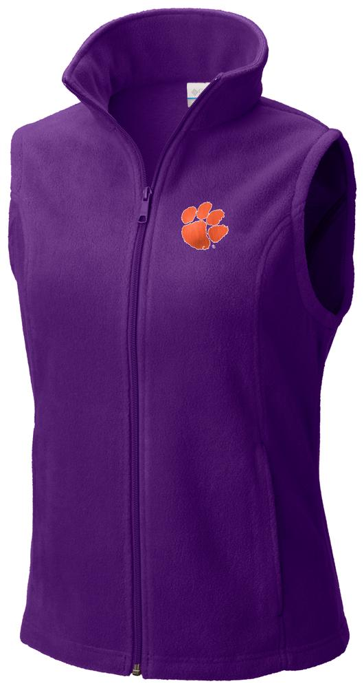 Clemson Columbia Women's Give And Go Vest