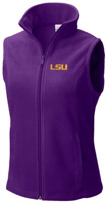 LSU Columbia Women's Give and Go Vest