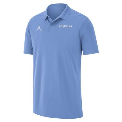 UNC Jordan Brand Basketball Polo