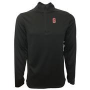 Georgia Nike Golf Vault G 1/2 Zip Golf Pullover