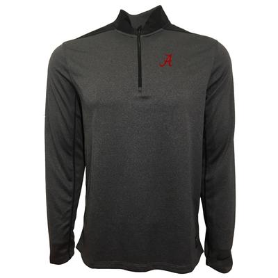 Alabama Nike Golf 1/2 Zip Golf Pullover THUNDER