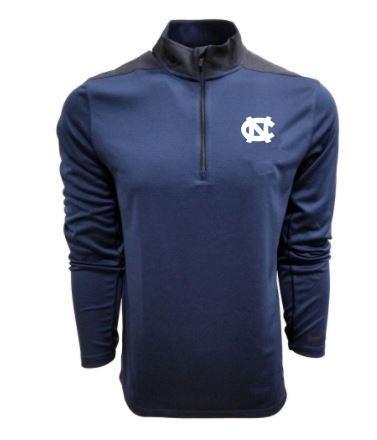 Unc Nike Golf 1/2 Zip Golf Pullover