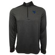 West Virginia Nike Golf 1/2 Zip Golf Pullover