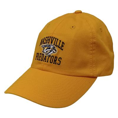 Adidas Men's Nashville Predators Crew Ajdustable Hat