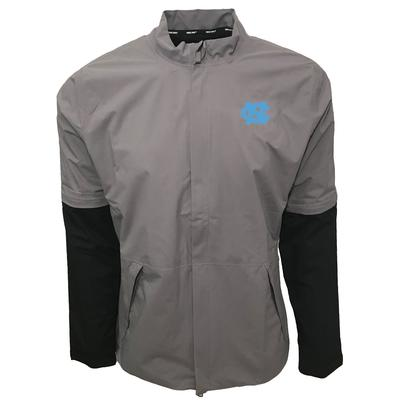 UNC Nike Golf HyperShield Convertible Jacket