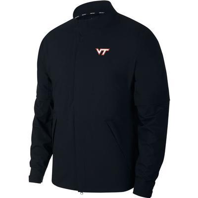Virginia Tech Nike Golf HyperShield Convertible Jacket BLACK