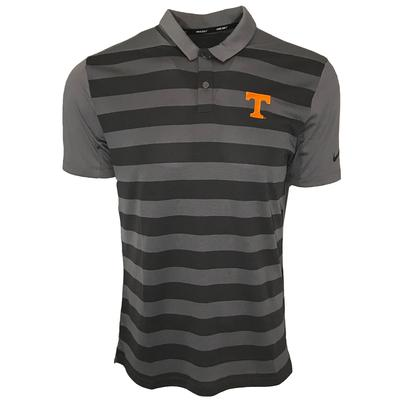 Tennessee Nike Golf Dry Striped Polo