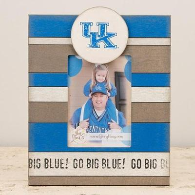 Kentucky Wildcats Vintage Picture Frame 10